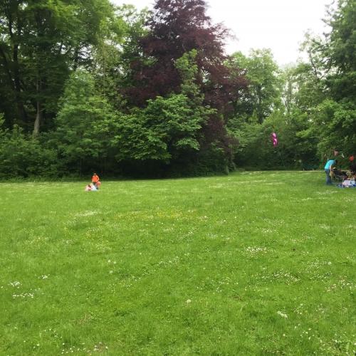 Bild 2: Spielplatz an der Vogelrutsche