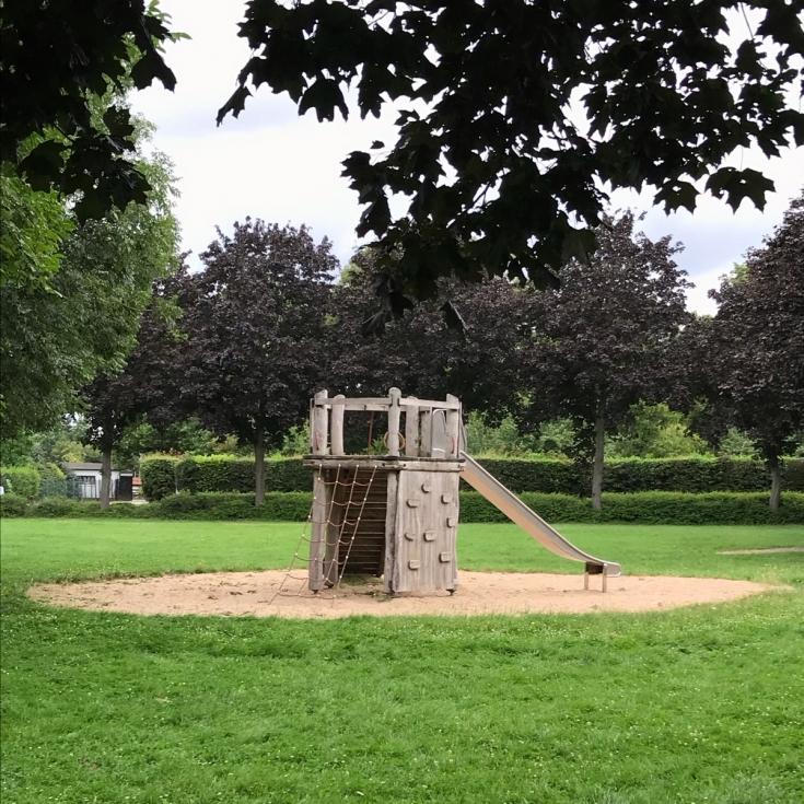 Bild 3: Spielplatz Auweiler Dorfplatz