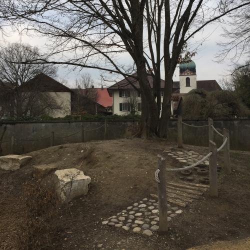 Bild 12: Spielplatz beim Forum