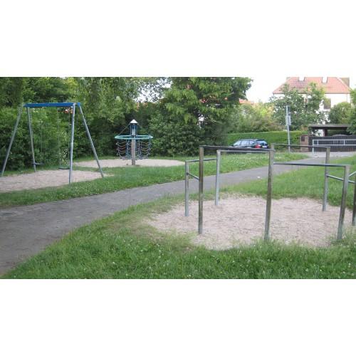 Bild 5: Spielplatz beim Freibad Rankestrasse