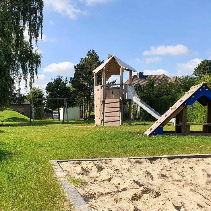Bild 1: Spielplatz Deisterweg