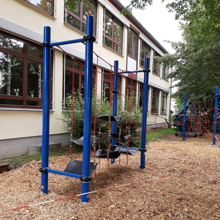 Bild 1: Spielplatz Grundschule Suttrop