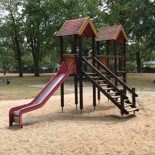 Bild 2: Spielplatz Hohenweiden