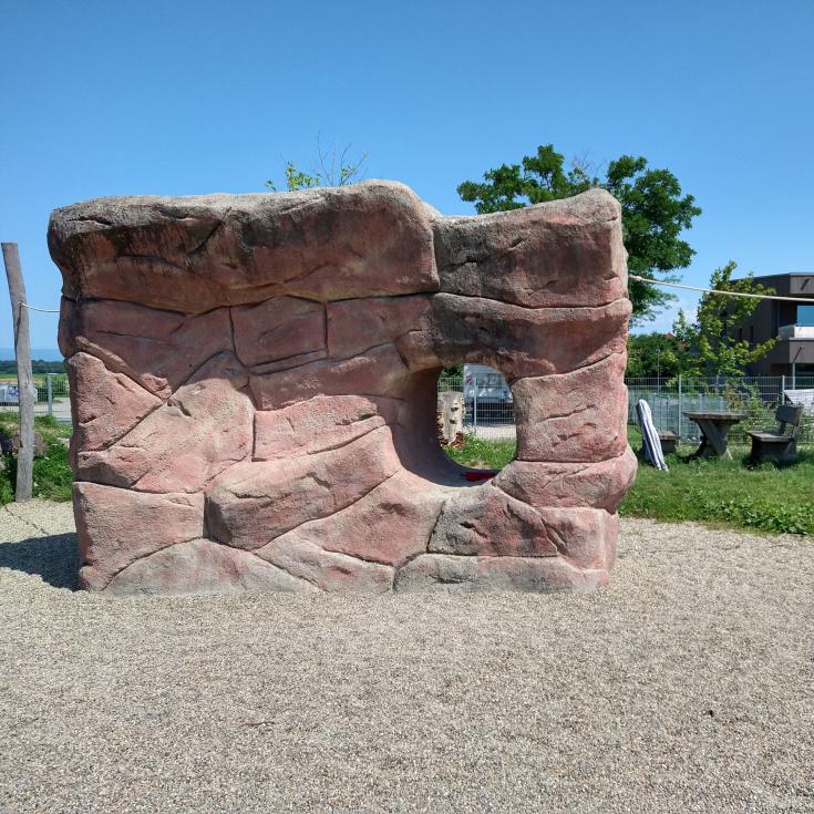 Bild 1: Spielplatz Ichenheim