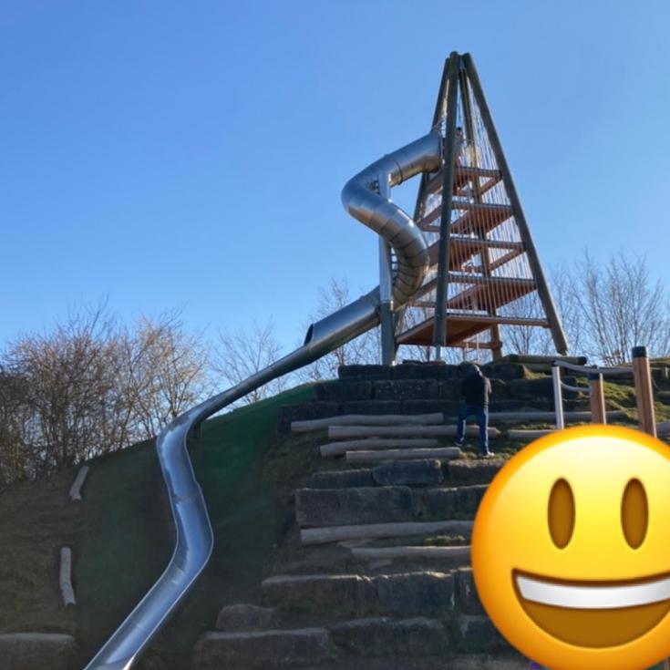 Bild 1: Spielplatz im Rübländer