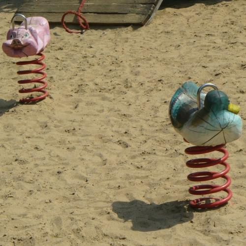 Bild 7: Spielplatz im Ruhwaldpark
