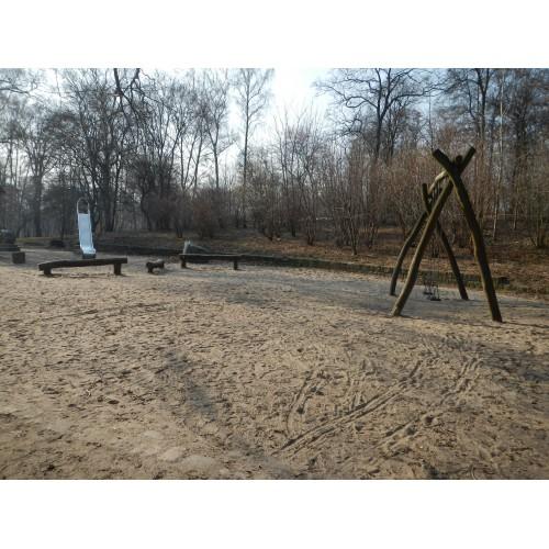 spielplatz im schlosspark in berlin. Black Bedroom Furniture Sets. Home Design Ideas