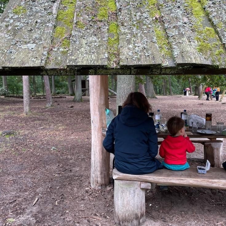 Bild 4: Waldspielplatz Promenade Teufelssee