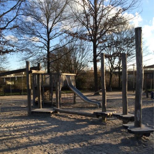 Bild 1: Spielplatz Innenstadt