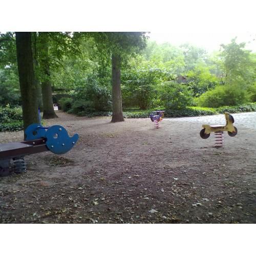 Bild 4: Kleinkindspielplatz Jubiläumshain