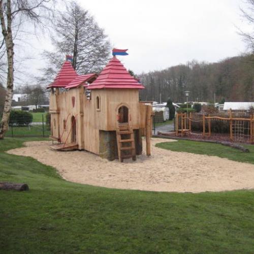 Bild 7: Spielplatz Klosterteich