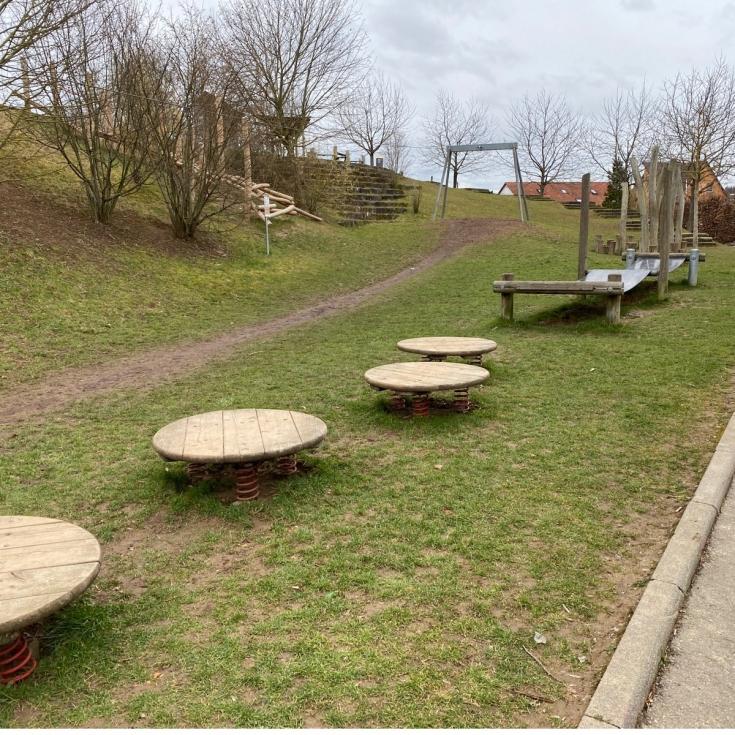 Bild 3: Spielplatz Lauchhau / Lauchäcker