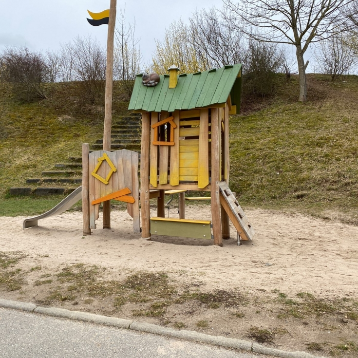 Bild 4: Spielplatz Lauchhau / Lauchäcker