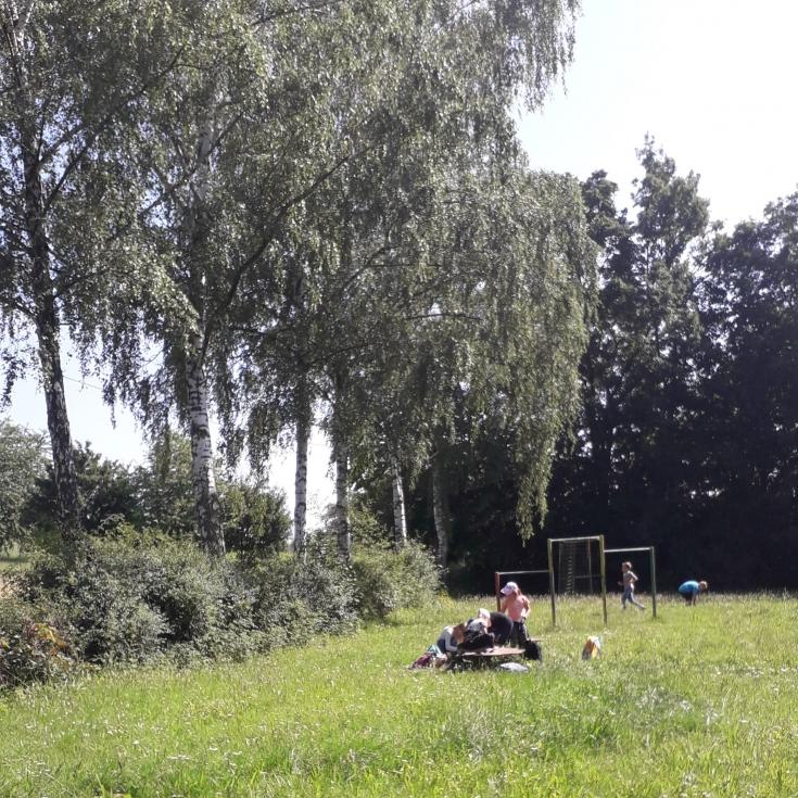 Bild 1: Spielplatz Lendershausen