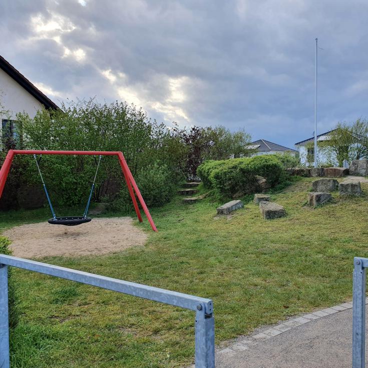 Bild 3: Spielplatz Loe-Auen