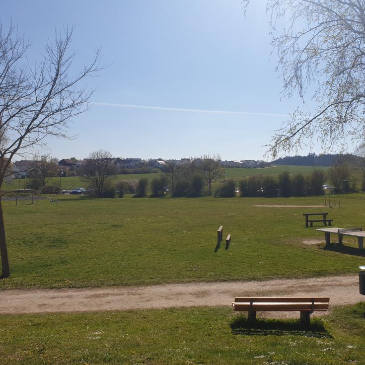 Bild 2: Spielplatz Milanweg