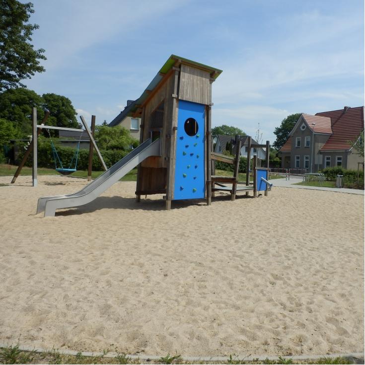 Bild 4: Spielplatz Mittelstelle