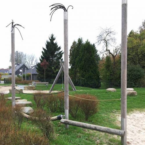 Bild 3: Spielplatz Prickenweg / Möwenstraße
