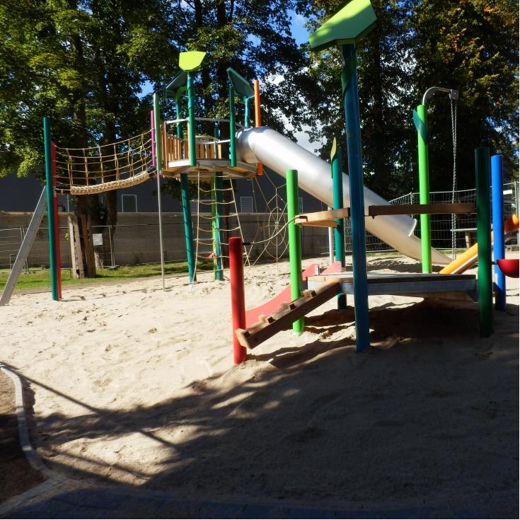 Bild 3: Spielplatz Reiferbahn