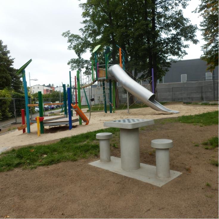 Bild 4: Spielplatz Reiferbahn