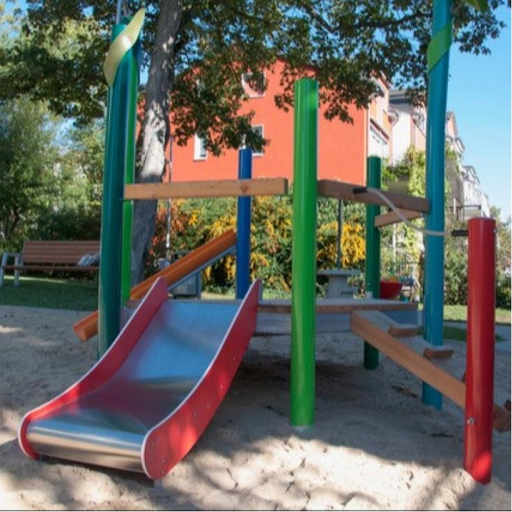Bild 2: Spielplatz Reiferbahn