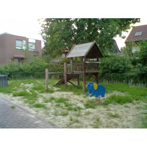 Bild 1: Spielplatz Reiherstraße