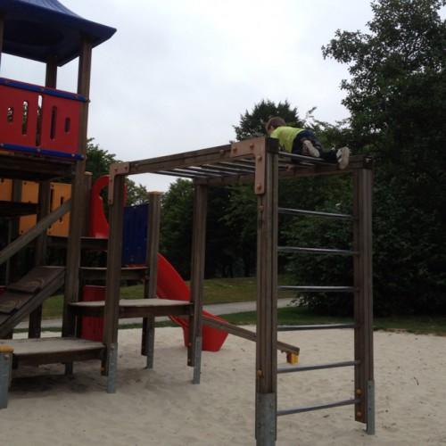 Bild 3: Spielplatz Revierpark Wischlingen