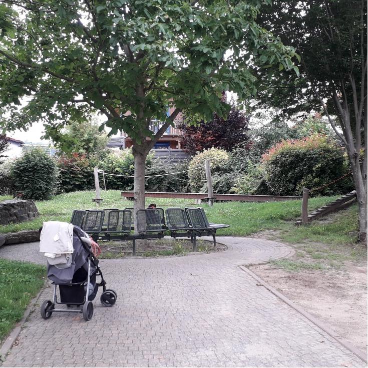 Bild 5: Spielplatz Triftweg
