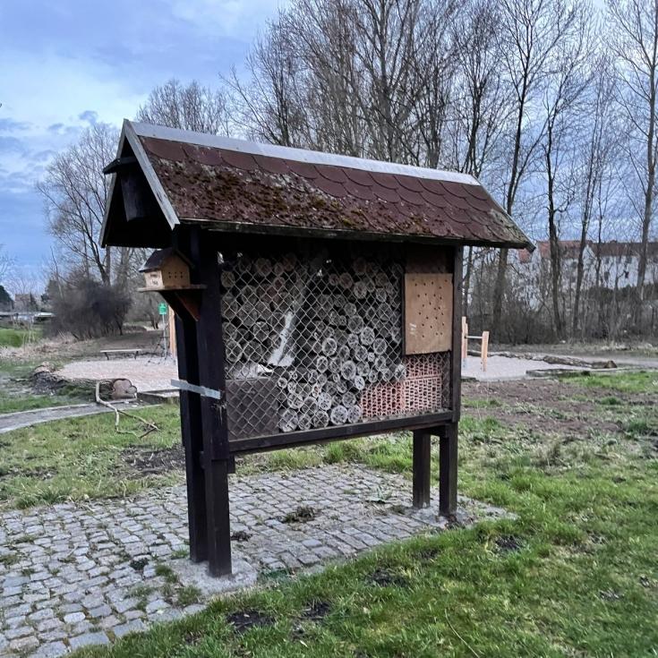 Bild 8: Spielplatz Schenkenberg