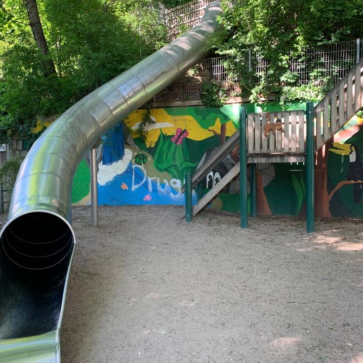 Bild 4: Spielplatz Seestraße