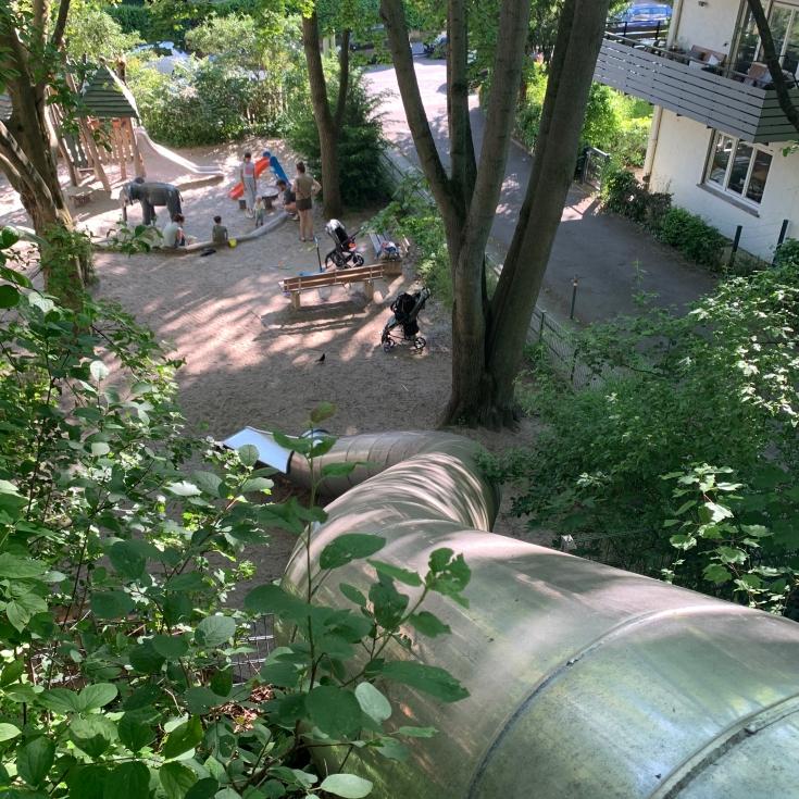 Bild 2: Spielplatz Seestraße