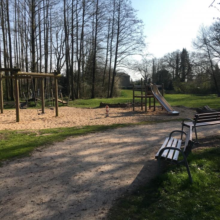 Bild 2: Spielplatz Südbäke