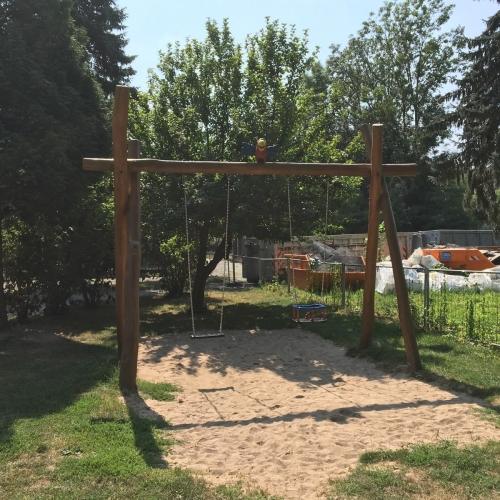 Bild 3: Spielplatz Tierpark Rauenberg