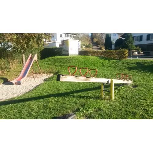 Bild 1: Spielplatz Waldeckstraße