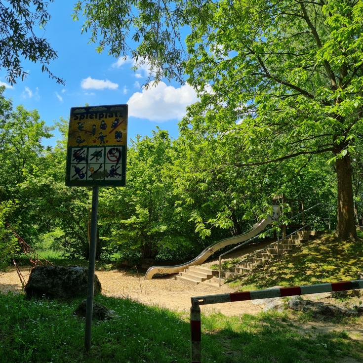 Bild 1: Spielplatz Am Schlagbaum