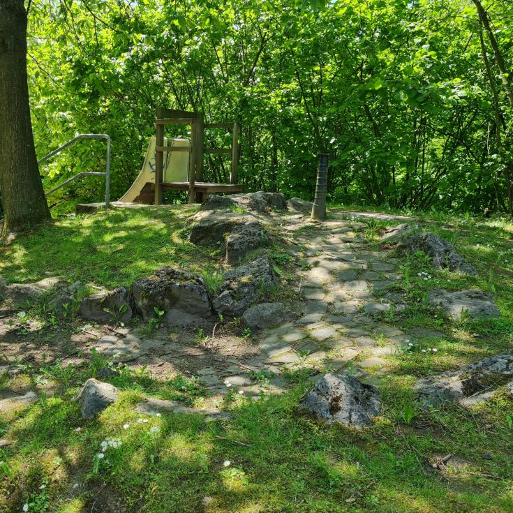 Bild 3: Spielplatz Am Schlagbaum