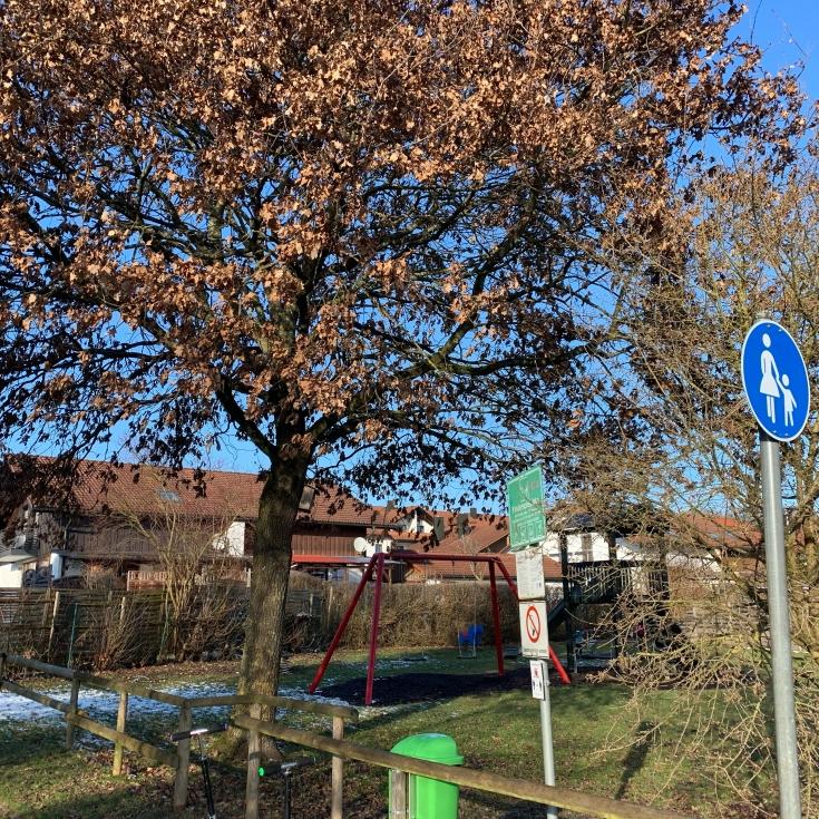 Bild 2: Spielplatz Weidenweg
