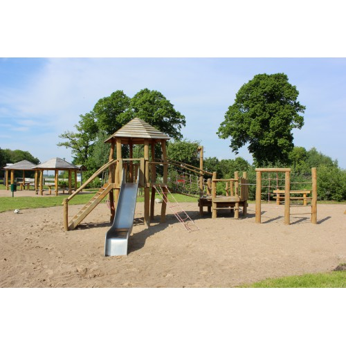 Bild 5: Spielplatz Zimkendorf