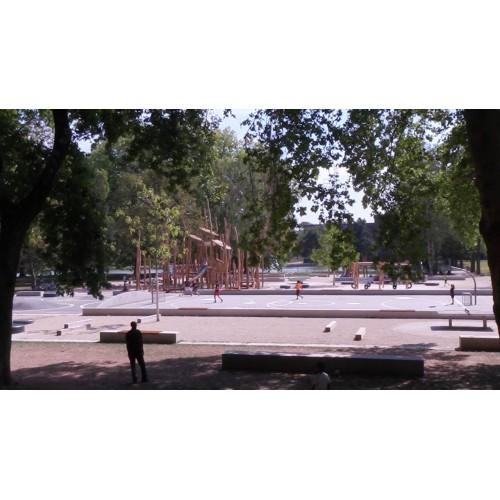 Bild 1: Stadtpark Höchst