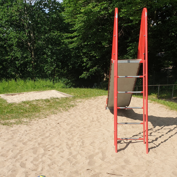 Bild 1: Spielplatz Schöhsee / Steinbergweg