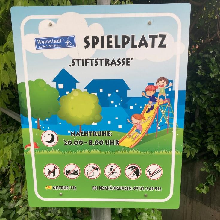 Bild 4: Stiftstraße