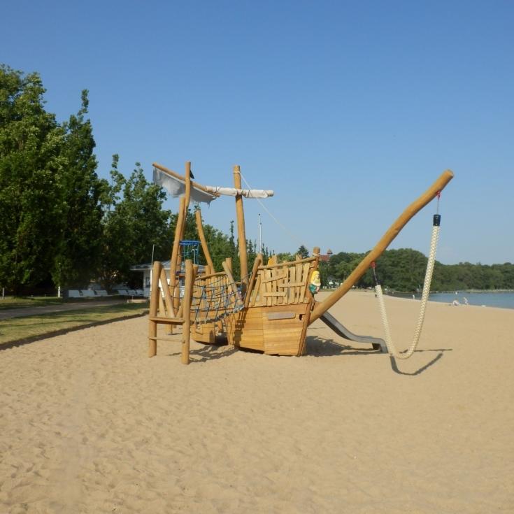 Bild 1: Strandpromenade