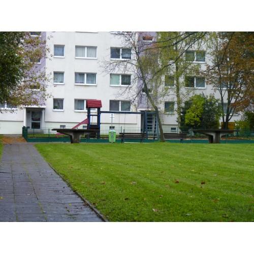 Bild 1: Straße Usti nad Labem