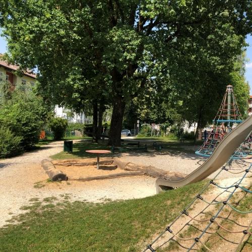 Bild 3: Sudetenstraße