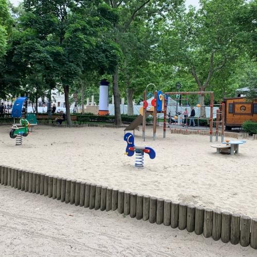 Bild 1: Szabadság tér