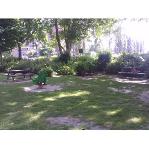 Bild 1: Tierpark mit Spielplatz