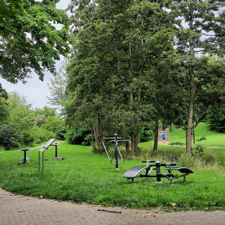 Bild 3: Gustav-Comberg-Park