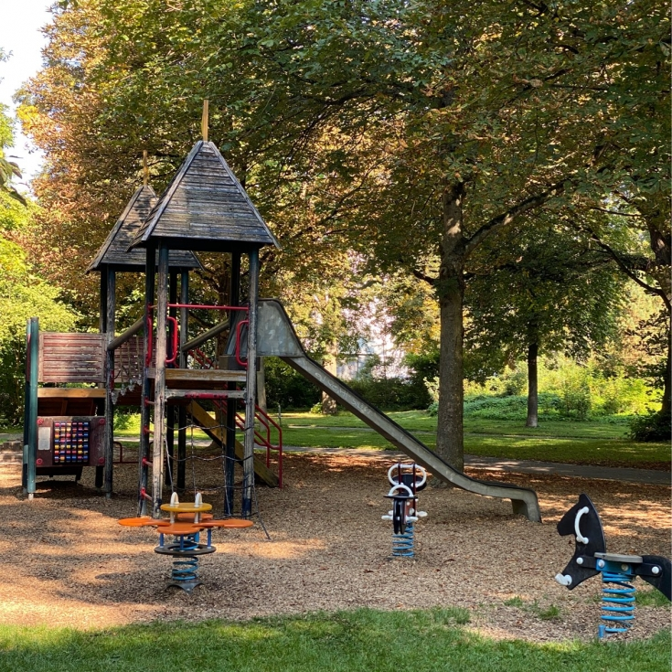 Bild 6: Stadtgarten