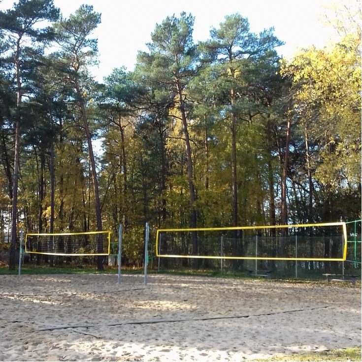 Bild 5: Waldspielplatz am Freibad Großer Müllroser See