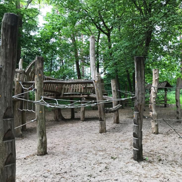 Bild 3: Waldspielplatz Boberg